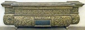 Det forgylte skrinet fra 1558