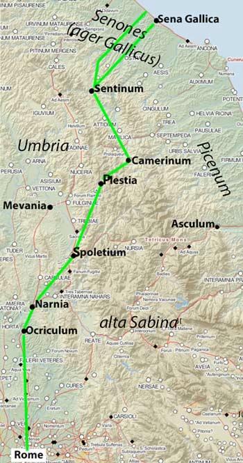 Key To Umbria Foligno